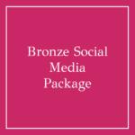 Bronze Social Media Package