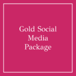 Gold Social Media Package