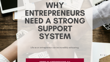 Why Entrepreneurs Need A Strong Support System